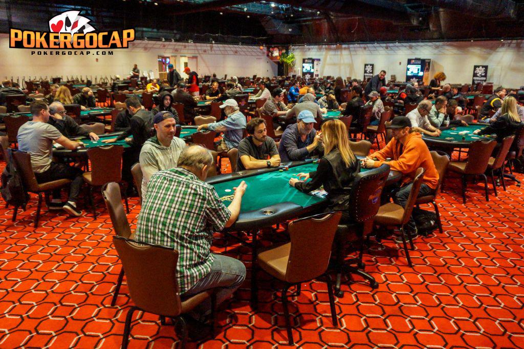 Agen Poker Terpercaya - Tournament Terbesar Di Seminole Casino