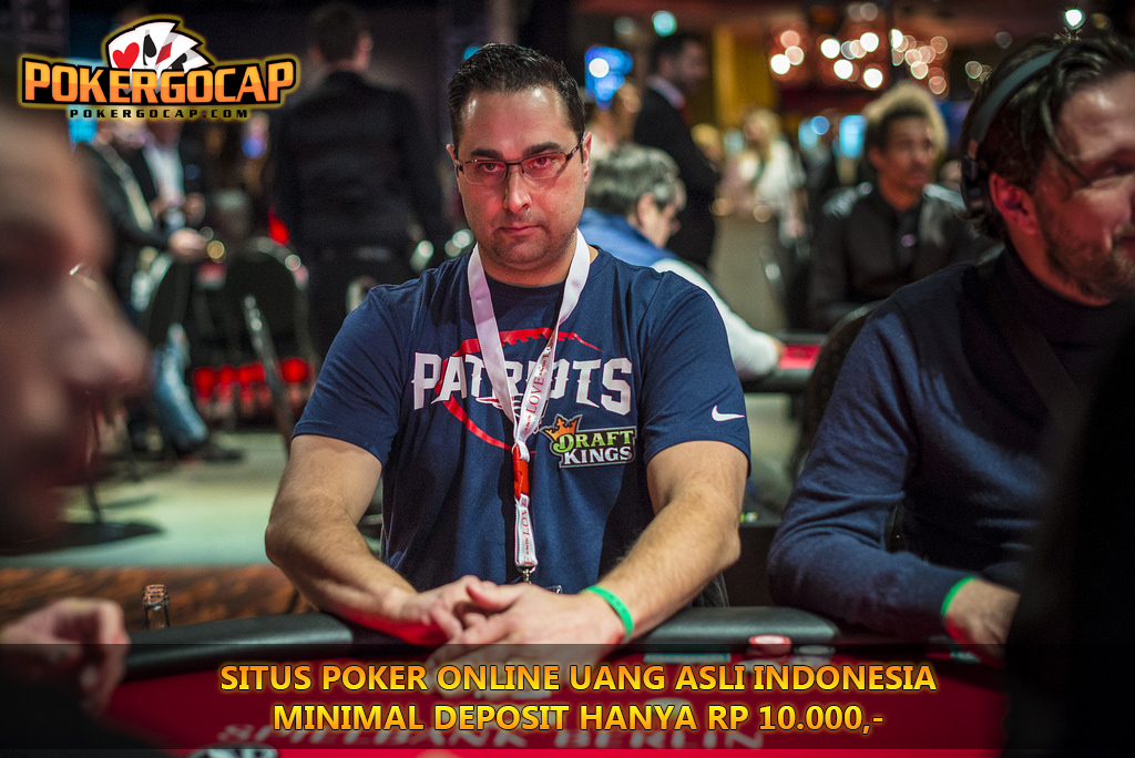 Poker Online - Eropa Mengadakan Tournament Poker Online
