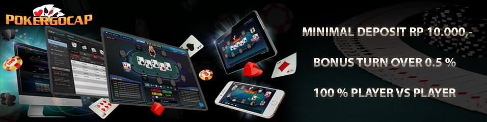 Daftar Bonus Poker Online Terbesar