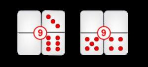 Kartu 9 Ganda