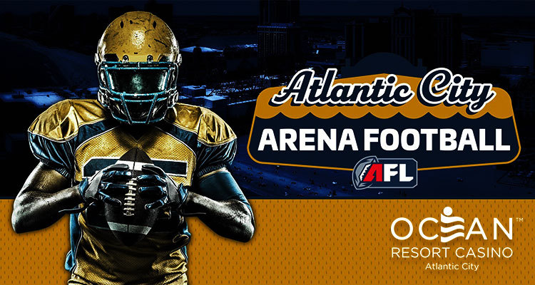 Gaple online - Arena Football League Kemitraan Dengan Ocean Resort