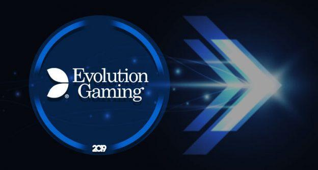Poker Online - Evolution Gaming Group AB Memberikan Hadiah Industri