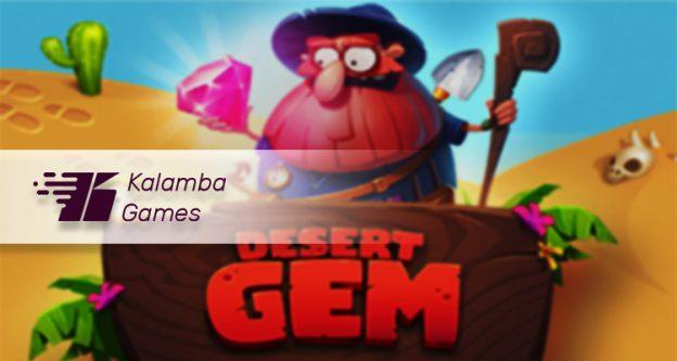 Superten - Kalamba Games Meluncurkan Game Slot Desert Gem Baru