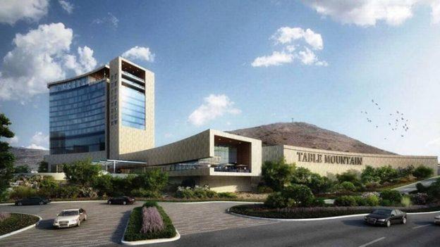 Agen Super 10 - Table Mountain Rancheria Untuk Menggantikan Casino Yang Ada